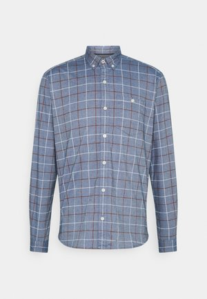 LANGARM - Camicia - blue