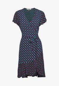 Diane von Furstenberg - AVAYA - Sukienka letnia - black - 4