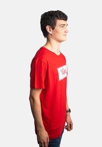 Platea - Print T-shirt - rot - 2