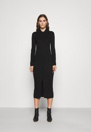 DRESS - Vestito estivo - nero