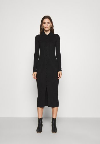 DRESS - Day dress - nero