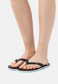Pepe Jeans - BAY BEACH WOMAN - T-bar sandals - black - 0