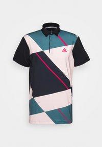adidas Golf - ULTIMATE 365 SHORT SLEEVE  - Polo - black - 3