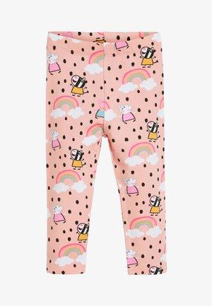PEPPA PIGÔÄÓ - Leggings - Trousers - pink