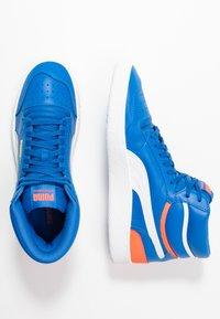 Puma - RALPH SAMPSON - Sneakers hoog - palace blue/lava blast/white - 1