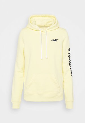 TECH CORE - Sweatshirt - yellow