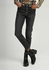 NAF NAF - Jeans Slim Fit - grey - 0
