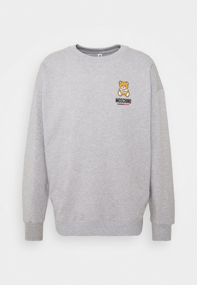 Pyjamasoverdel - gray melange