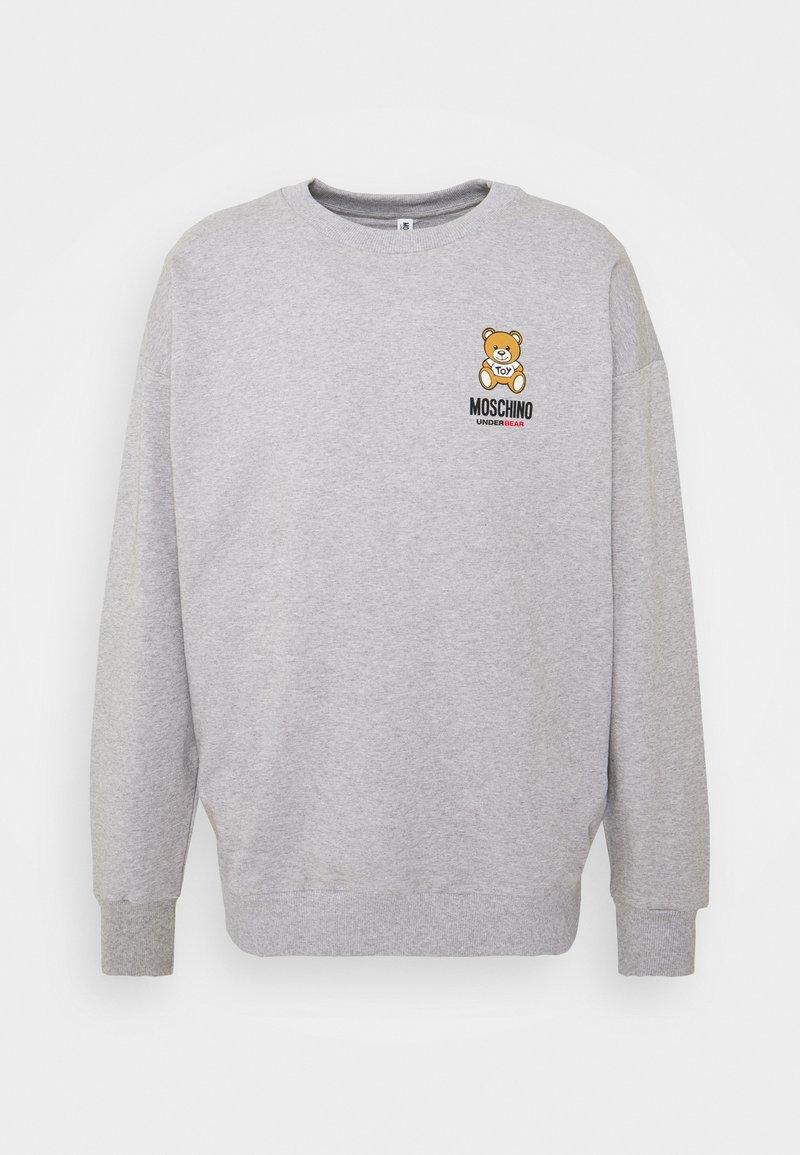 Moschino Underwear - Pyjamasoverdel - gray melange