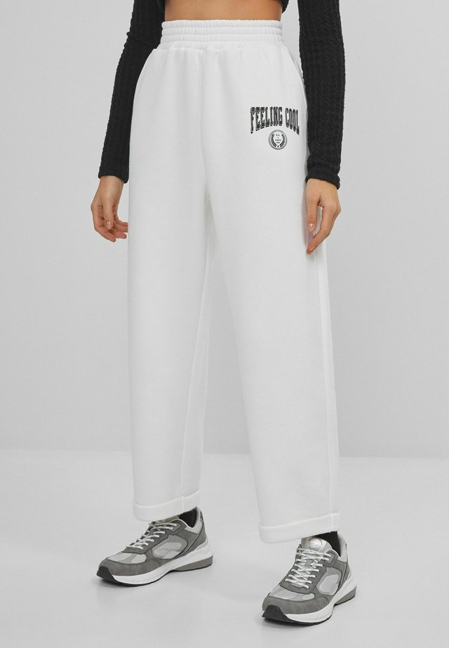 Pantalon de survêtement - stone
