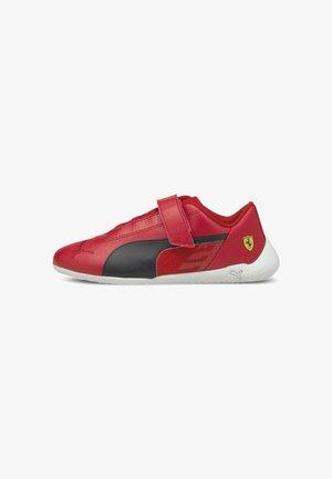 Sneaker low - rosso corsa-black-white