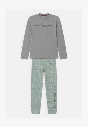 UNISEX - Nattøj sæt - grey