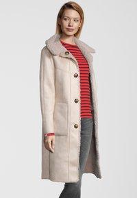 Rino&Pelle - Classic coat - shell - 2