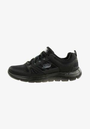 SUMMITS NEW WORLD - Sneakers basse - black
