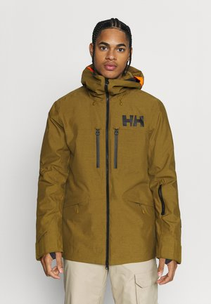 GARIBALDI 2.0 JACKET - Ski jacket - uniform green
