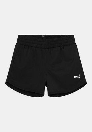 ACTIVE - Pantalón corto de deporte - puma black