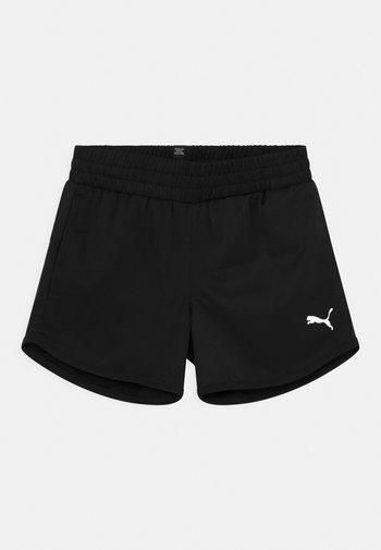 ACTIVE - Sports shorts - puma black