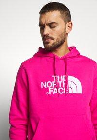 The North Face - DREW PEAK - Mikina skapucí - mr. pink - 3