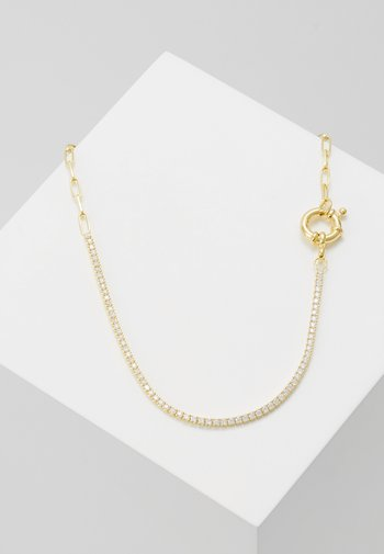 MIRAGE NECKLACE - Necklace - gold-coloured