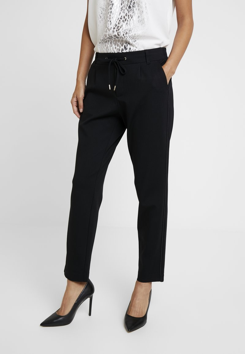 s.Oliver - SMART - Trousers - black