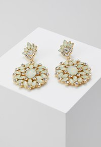 Pieces - PCYELLOW EARRINGS - Earrings - gold-coloured - 0