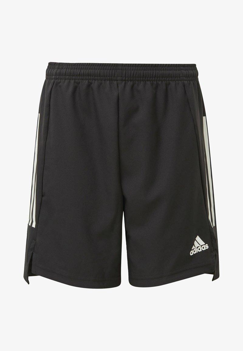 adidas Performance - CONDIVO 21 PRIMEBLUE SHORTS - Sports shorts - black
