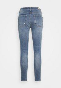 AG Jeans - FARRAH SKINNY ANKLE - Jeans Skinny Fit - blue denim - 1