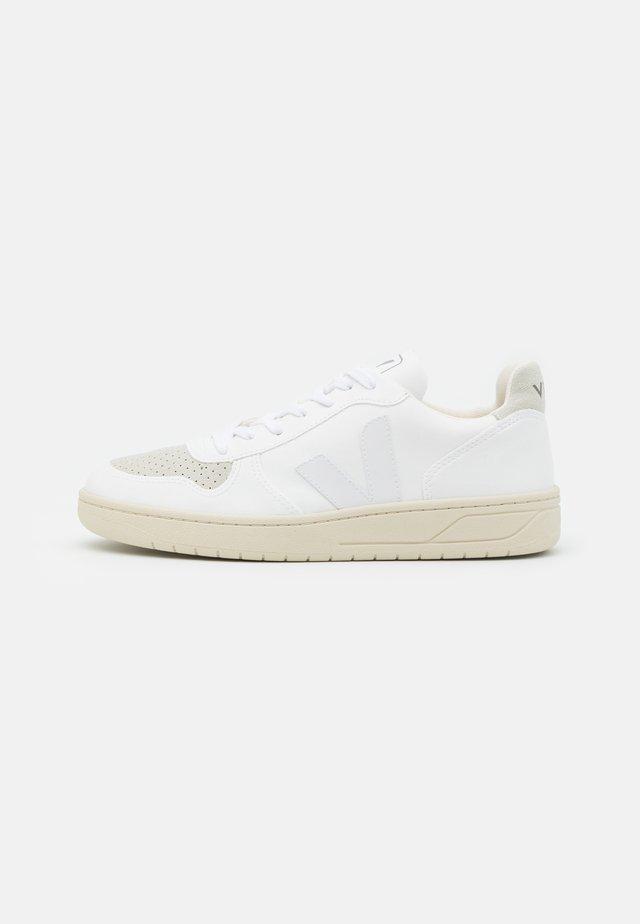 V-10 - Sneakers laag - full white/natural