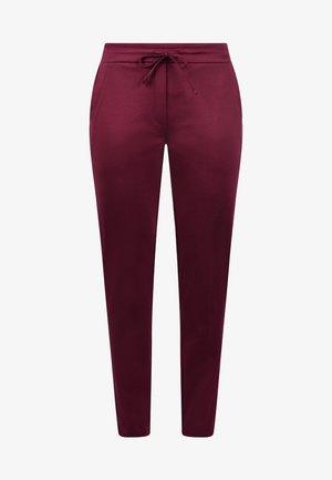 HEAVEN - Pantalon classique - wine red