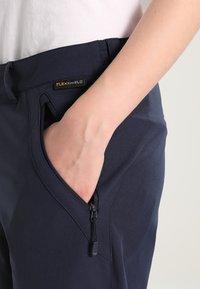 Jack Wolfskin - ACTIVATE WOMEN - Outdoor trousers - midnight blue - 3