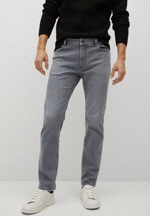 PATRICK - Jeans slim fit - denim grau