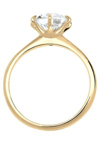 Elli - VERLOBUNG ELEGANT - Ring - gold-coloured/white - 4