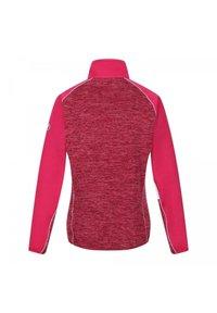 Regatta - OKLAHOMA - Fleece jacket - dark cerise - 3