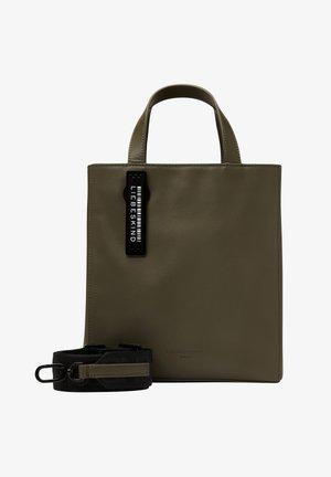 Handbag - umber green