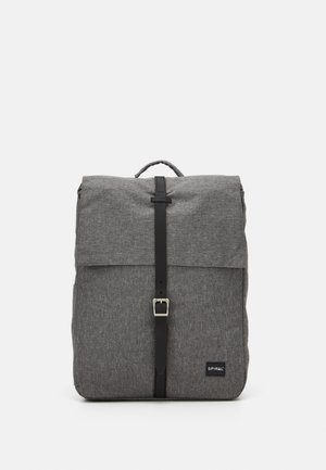 CROSSHATCH UNISEX - Mochila - charcoal