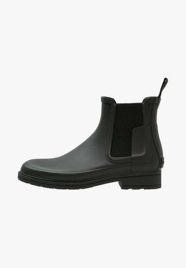 MENS ORIGINAL REFINED CHELSEA - Regenlaarzen - black