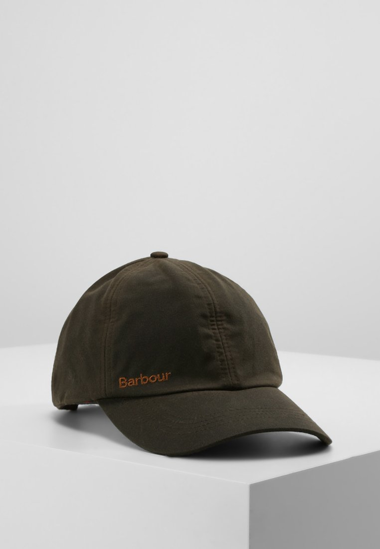 Barbour - PRESTBURY SPORTS CAP - Cap - olive