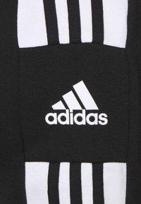 adidas Performance - SQUAD HOOD - Sudadera - black - 2