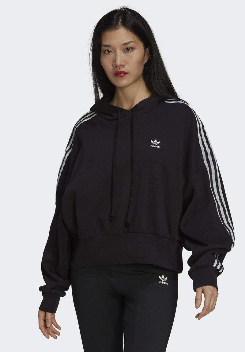 adidas Originals - Luvtröja - black