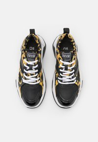 Versace Jeans Couture - Sneakersy niskie - black - 4