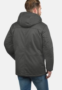 Solid - Winter jacket - dark grey - 1