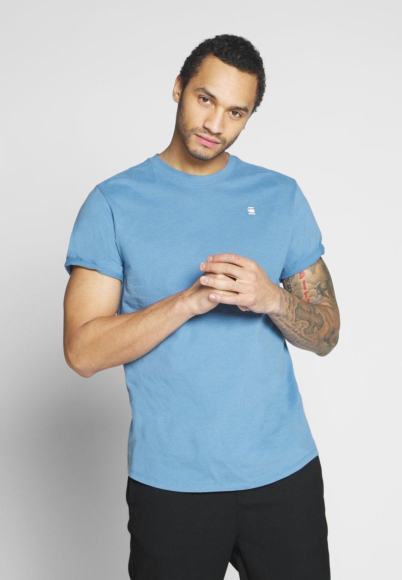 G-Star - LASH R T S\S - T-shirt - bas - blue
