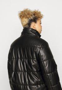 Persona by Marina Rinaldi - PASCAL - Winter coat - black - 3