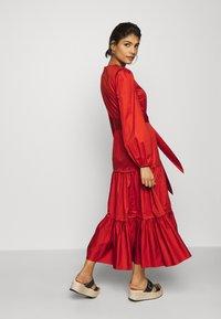 IVY & OAK - ANKLELENGHT - Maxi dress - pumkin - 2