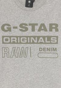 G-Star - Camiseta estampada - grey - 3