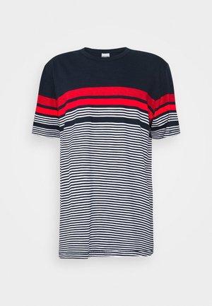 JCOBLUE TEE CREW NECK - T-shirts print - sky captain