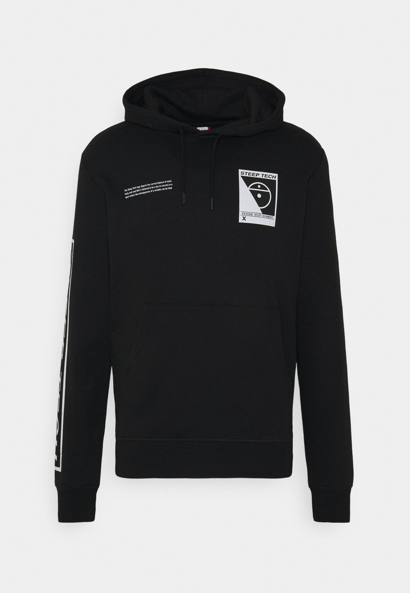 The North Face - STEEP TECH LOGO HOODIE UNISEX - Hoodie - black
