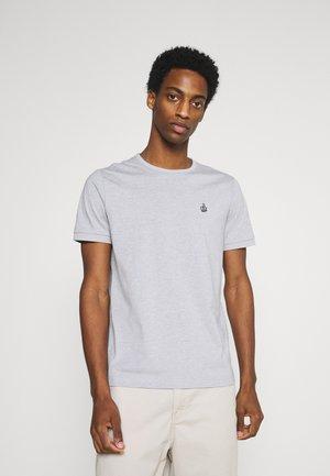 KURZARM - Basic T-shirt - grey