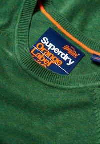 Superdry - ORANGE LABEL  - Pullover - green - 4