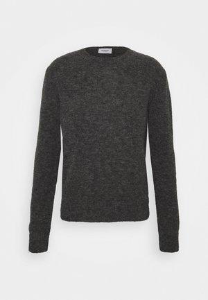 GIROCOLLO - Stickad tröja - grey